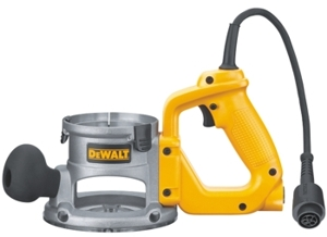 DW618 D-Handle Base